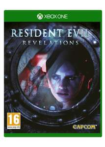 Resident Evil Revelations HD (Xbox One) £12.99 Delivered @ Base