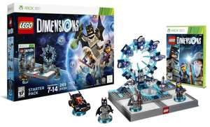 Xbox 360/ps3 Lego dimentions starter pack £21.45 delivered at lego store (using £5 paypal promotion) see post description