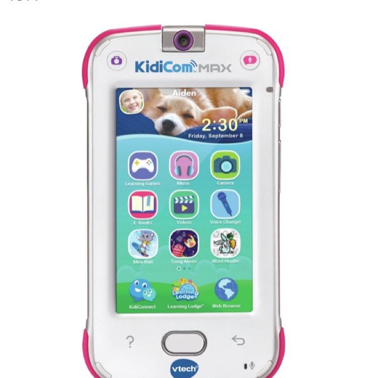 Vtech kidicom pink at Argos - £64.99