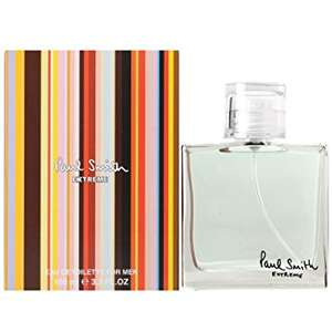 Paul Smith Extreme aftershave 100ml £16.50 with free delivery or click & collect code @ Debenhams