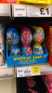 Character Surprise Egg 10G 2 for £1 deal