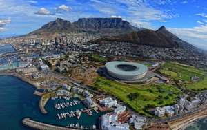 Thomas Cook Flash Sale - London Gatwick to Cape Town Direct Return Flights -  £399.99 - Jan 18 dates