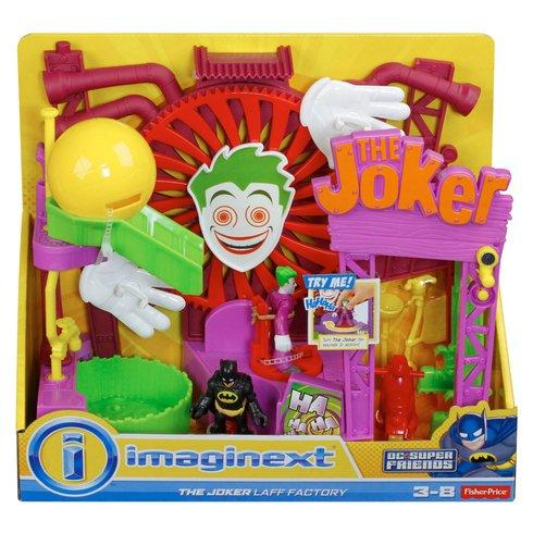 Fisher Price Imaginext Joker Laff Factory (Batman) £22.49 delivered @ SMYTHS