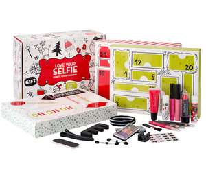 Technic Love Your Selfie Beauty Advent Calendar £12 @ Superdrug