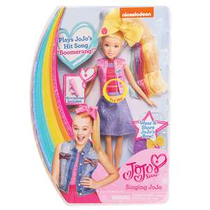 Jo Jo Siwa Singing Doll was £25 now £18 instore @ Asda George (still £24.99 & oos elsewhere)