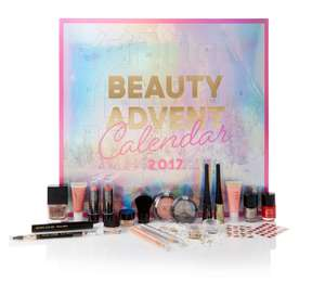 Beauty Advent Calendar £20 @ House of fraser - £2 c&c