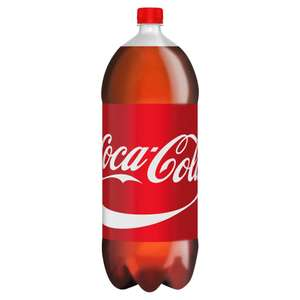 3litre bottles of Coca Cola for £1 @ Tesco