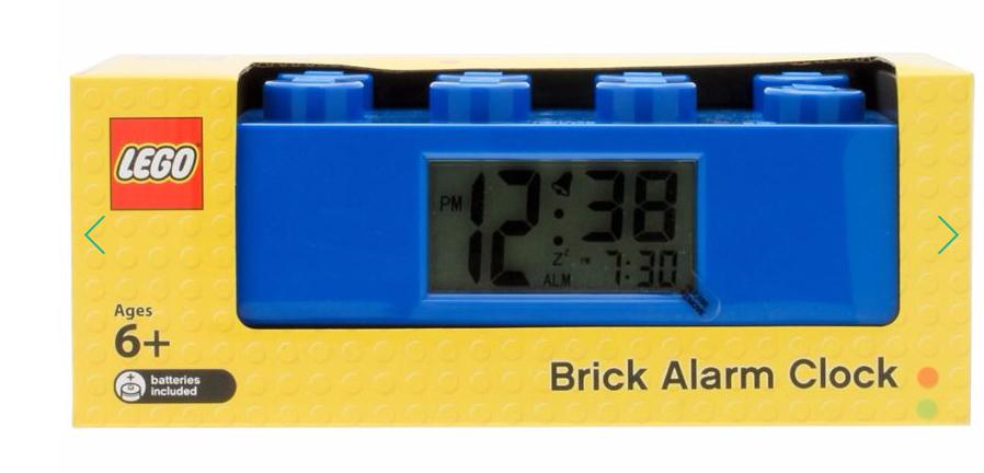 Lego Brick Clock £16 @ Debenhams £2 c&c