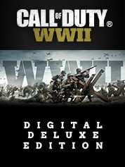 Steam - Call Of Duty WW2: Deluxe Edition £67.99 Plus possible cashback @ Greenman gaming