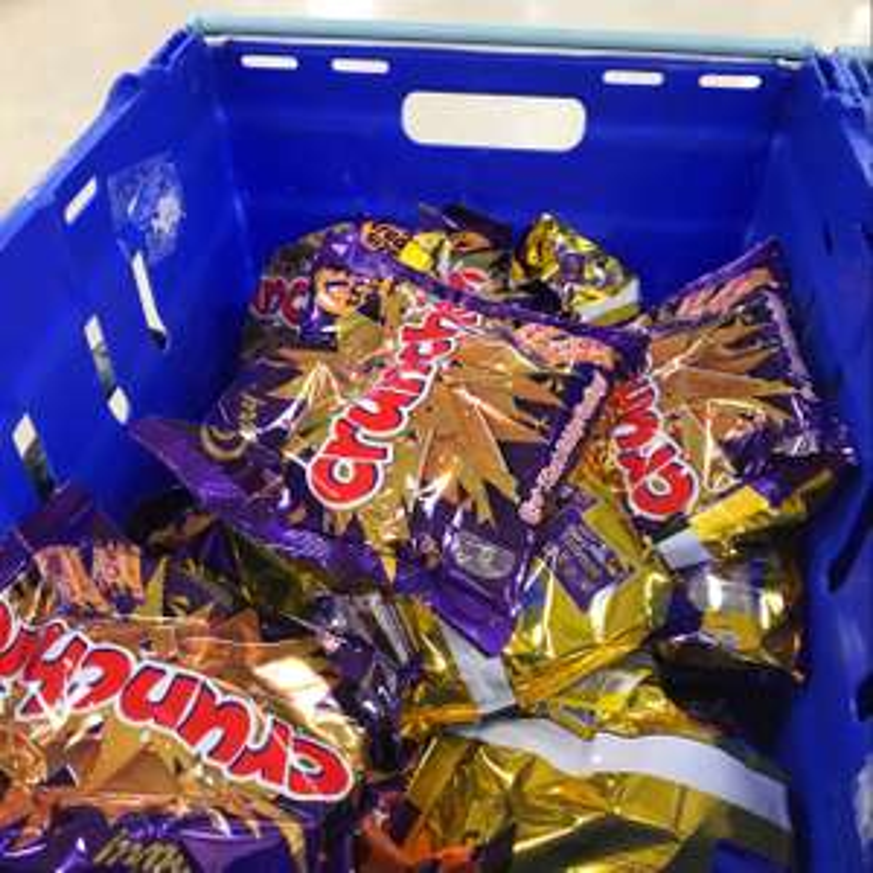 Halloween treats reduced half price - £1.39 @ Tesco