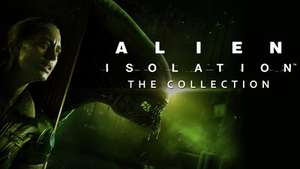 [Steam] Alien: Isolation Collection - £6.39 (Code: FANATICAL10) - Fanatical