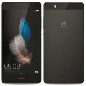 Huawei P8 Lite Black/Grey 16GB Unlocked - £139.97 @ Laptops Direct