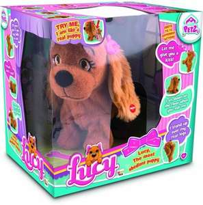 Lucy the dog £29.99 @ Home bargains