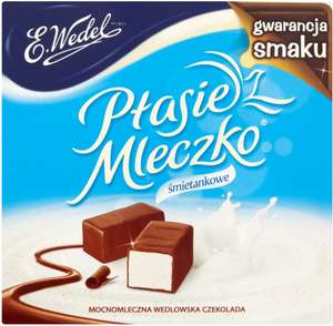 E.Wedel Dark Chocolate Covered Vanilla Marshmallows (380g) was £3.49 now any 2 for £4.00 @ Tesco