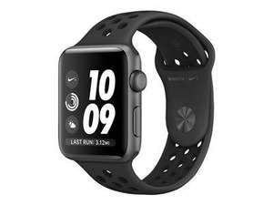 Apple Watch (S2 model) Nike+, 42mm Space Grey Or Silver  £249 / £252.49 delivered @ BT shop