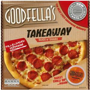 Goodfella's Takeaway Mighty Meat Pizza (596g) was £3.00 now £2.00 (Rollback Deal) @ Asda