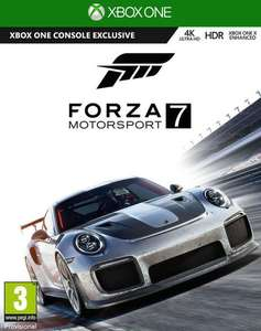 [Xbox One] Forza Motorsport 7 - £28.95 - Coolshop