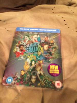Suicide squad steelbook for £1.00 Poundland