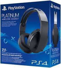 Sony Platinum Headset delivered for £97.85 @ Shopto