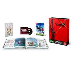 Xenoblade Chronicles 2 Collectors Edition - £62.99 @ Very (free delivery via Collect+)