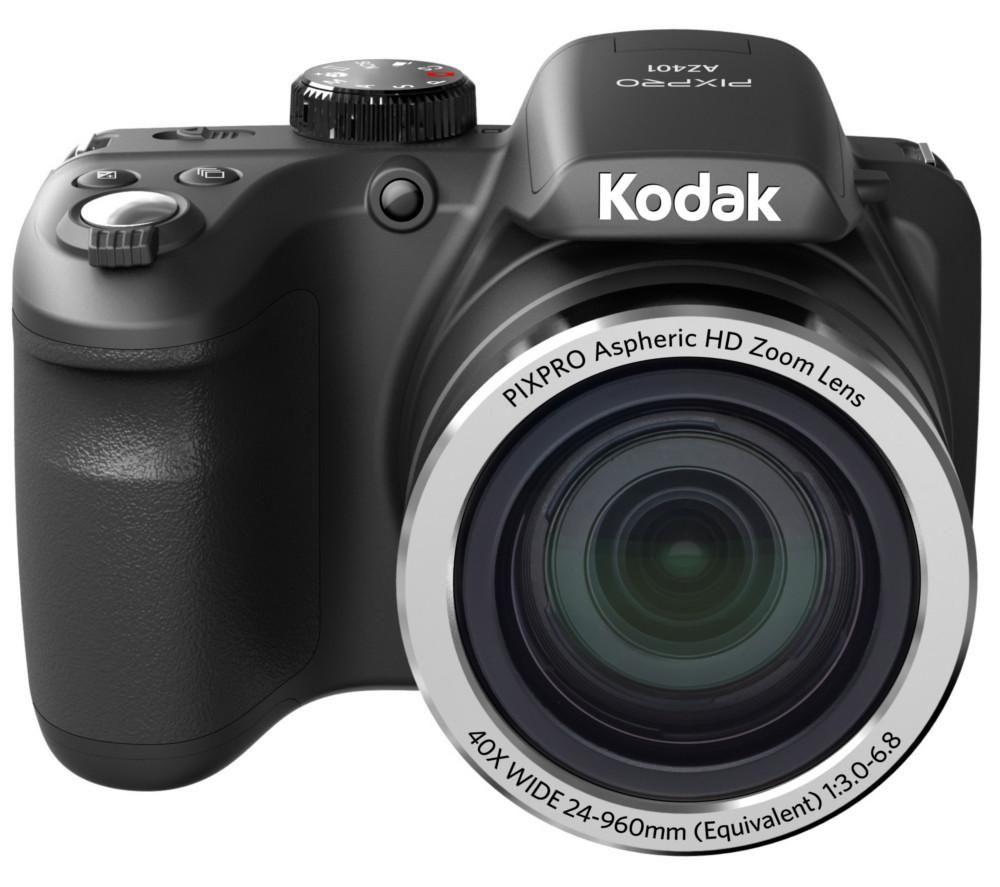KODAK PIXPRO AZ401 Bridge Camera £99 @ Currys PCWorld