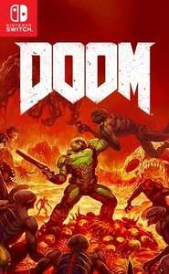 Doom - switch version £37.99 @ Amazon