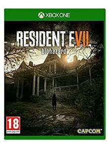Resident Evil 7 (xbox one) £15 with prime on amazon £16.99 without.
