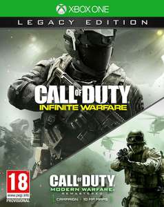 Call of Duty infinite warfare legecy edition (xb1) £23.98 delivered @amazon