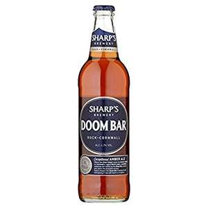 Sharp's Doom Bar Ale 8 bottles @ £6.46 Costco
