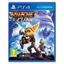 Ratchet and Clank (PS4) £12.98 Delivered (Preowned) @ GAME