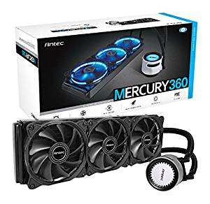 Antec Mercury 360 AIO CPU liquid cooler PRIME only £58.99 @ Amazon - Prime Exclusive