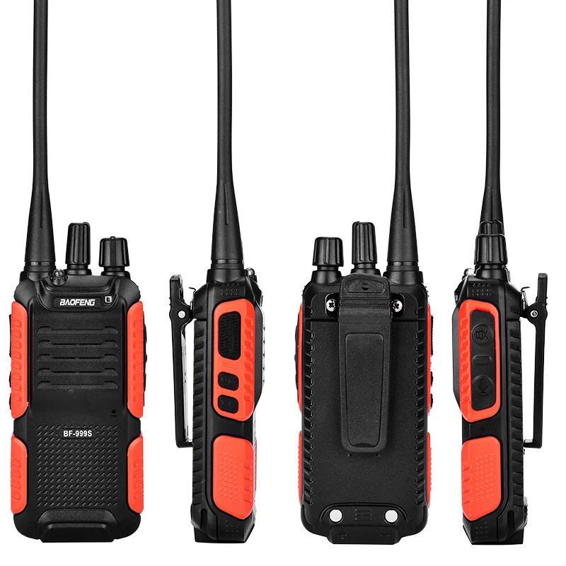 BAOFENG BF-999S Walkie Talkie Single Band Two Way Radio Interphone Tansceiver £13.93 - BangGood