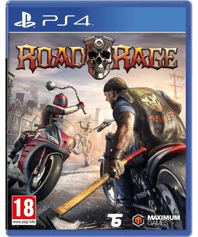 Road Rage (PS4/XB1) pre order £16.99 @ Argos / Amazon