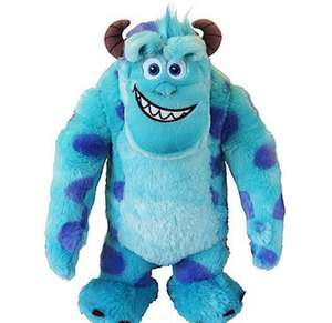 Monsters University - 50cm Sulley Soft Toy £8.33 + £3.99 Delivery or free C&C on £10 spend @ The Entertainer