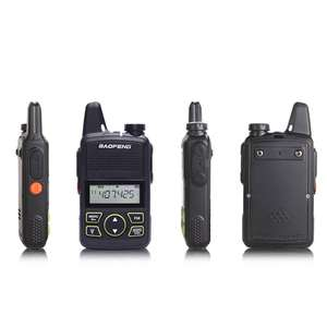Hotel Civilian Walkie Talkie BF-T1 Frequency 400-470MHz 20 Channels - £12.57 at BangGood