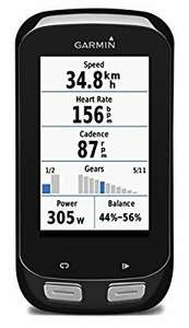 Garmin edge 1000GPS Bike Computer back at £275 @ Amazon