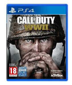 Call of Duty: WWII - PS4 & Xbox One - £44 @ Tesco