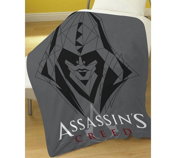 Assassin's Creed Fleece Blanket + FREE Delivery £6.99 @ Argos