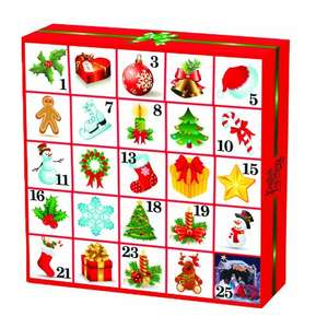 Pack of 2 English Tea Shop Christmas Advent Calendars £11.20 Prime / £15.19 Non Prime @ Amazon (more in OP)