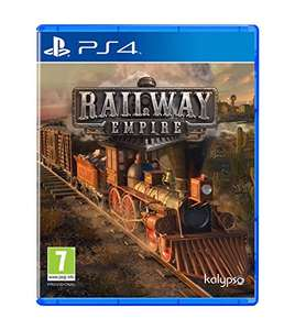 Railway Empire (PS4/XB1/PC) £39.99 Pre-order @ Amazon down from £49.99!