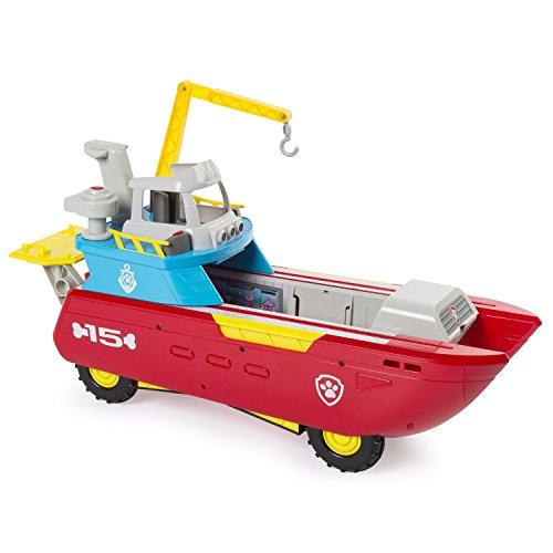 Paw Patrol Sea Patrol - Sea Patroller £40.77(see Discription) or £45.77 @ Amazon