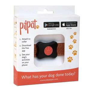 Pitpat dog activity monitor - £13.60 instore @ Tesco Corby