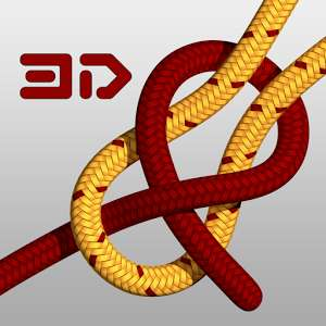 Knots 3D app (Was £1.49) Now Free @ Google Playstore