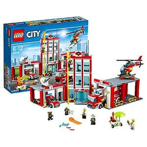 Lego 60110 City Fire Station £43.59 delivered @ Amazon (Prime Exclusive)