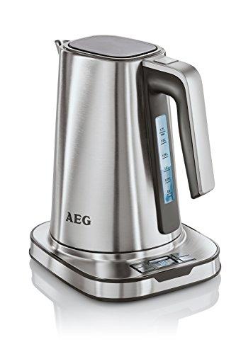 AEG EWA7800-U 7 Series Digital Kettle - Stainless Steel - £40.34 at Amazon - Best Price according to CCC