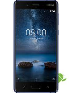 Nokia 8 android smartphone £399.99 sim-free at CPW.