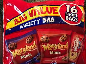Burton's big value variety bag £1.49 @ Lidl