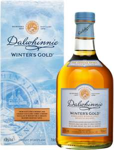 Dalwhinnie Winter's Gold Scotch Whisky (70cl) was £39.45 now £25.00 @ Waitrose