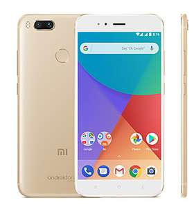 Xiaomi Mi A1 5.5 Inch 4G Smart Phone (4GB + 64GB 12MP Dual Camera Snapdragon 625 3080mah Power by Google) £160.13 @ Lightinthebox