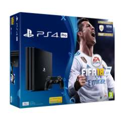 PS4 Pro - Fifa 18, COD WW2 + 3 FREE Games £379.71 @ Shopto